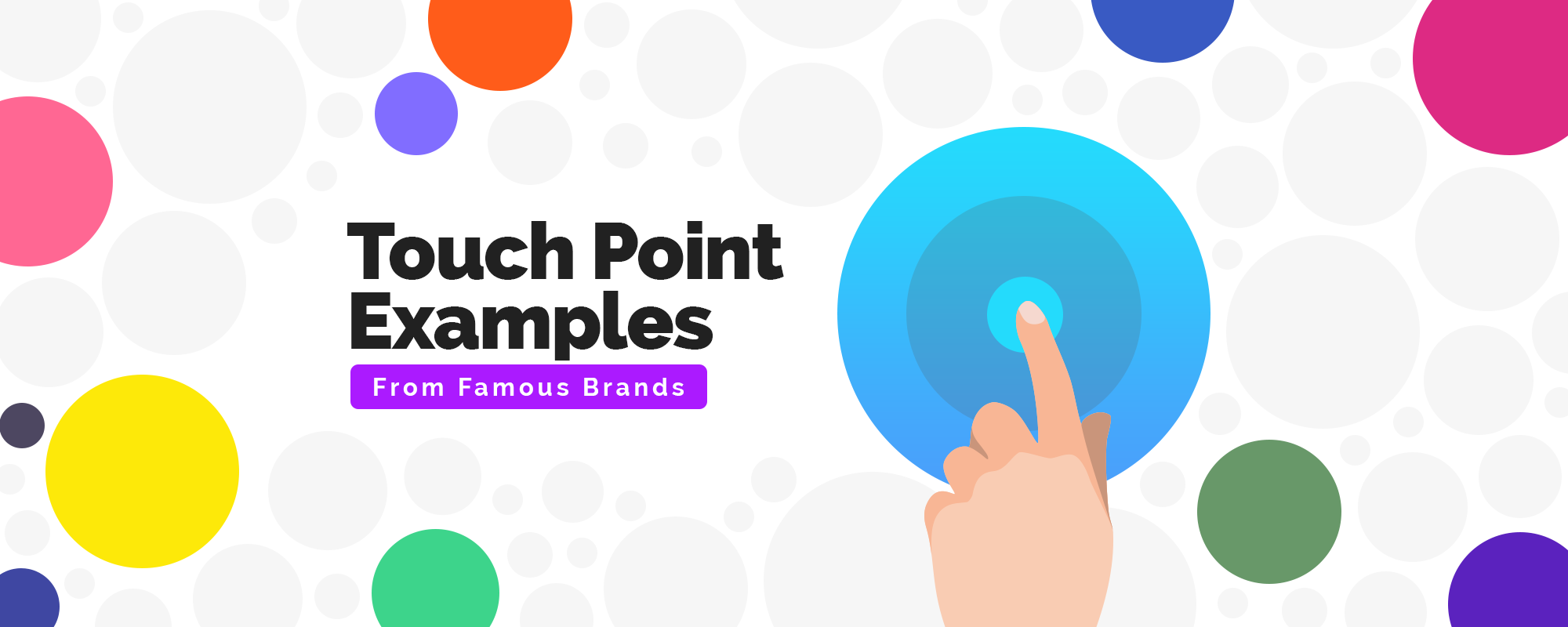 19 Touch Point Examples From Famous Brands