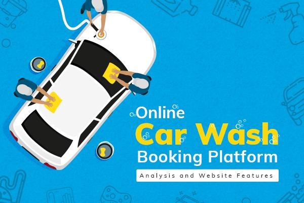 Online Car Wash Booking Platform