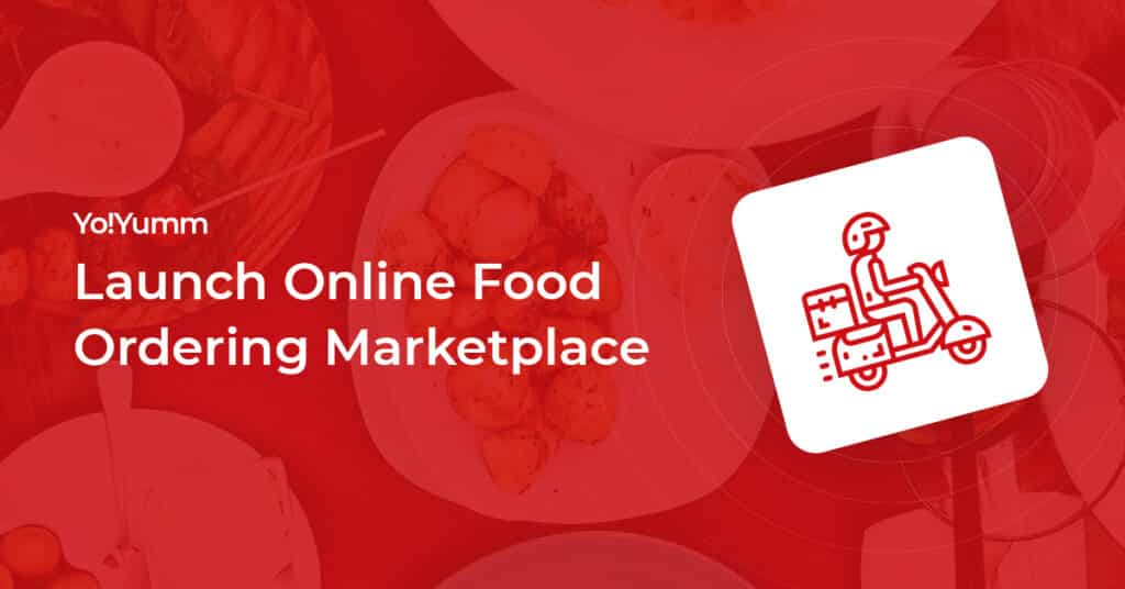 Yo!Yumm – Food Ordering Marketplace System