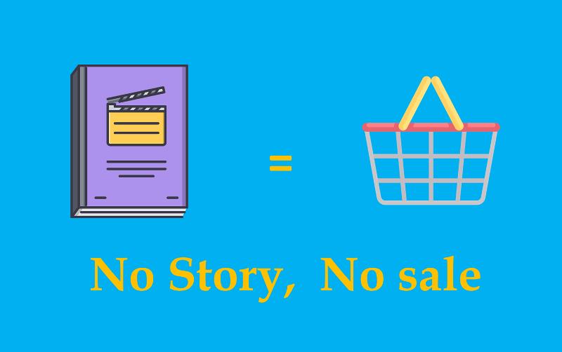 No Story No Sale