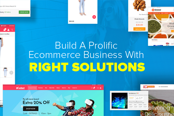 Right eCommerce Software