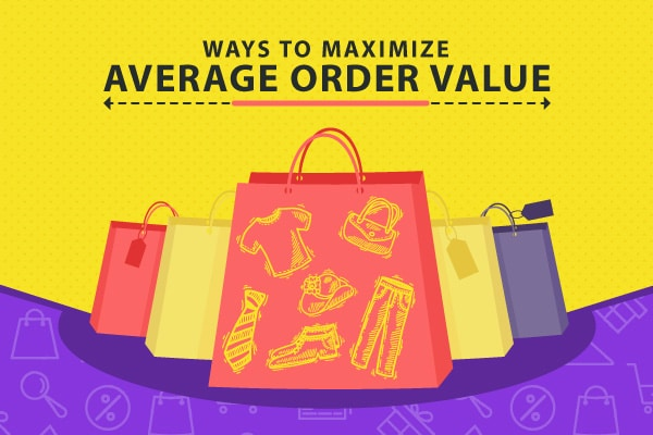 Ways to improve average order value