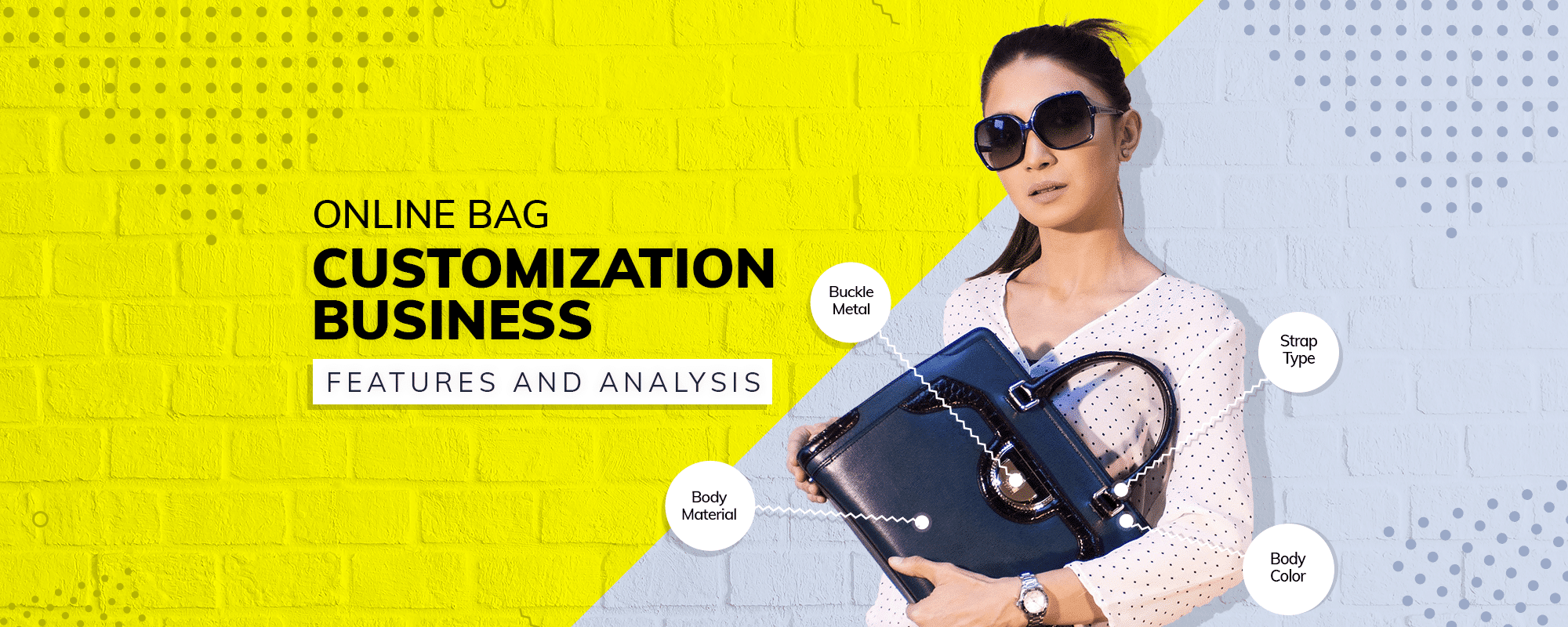 Business Analysis and Critical Features of Custom Bag Websites