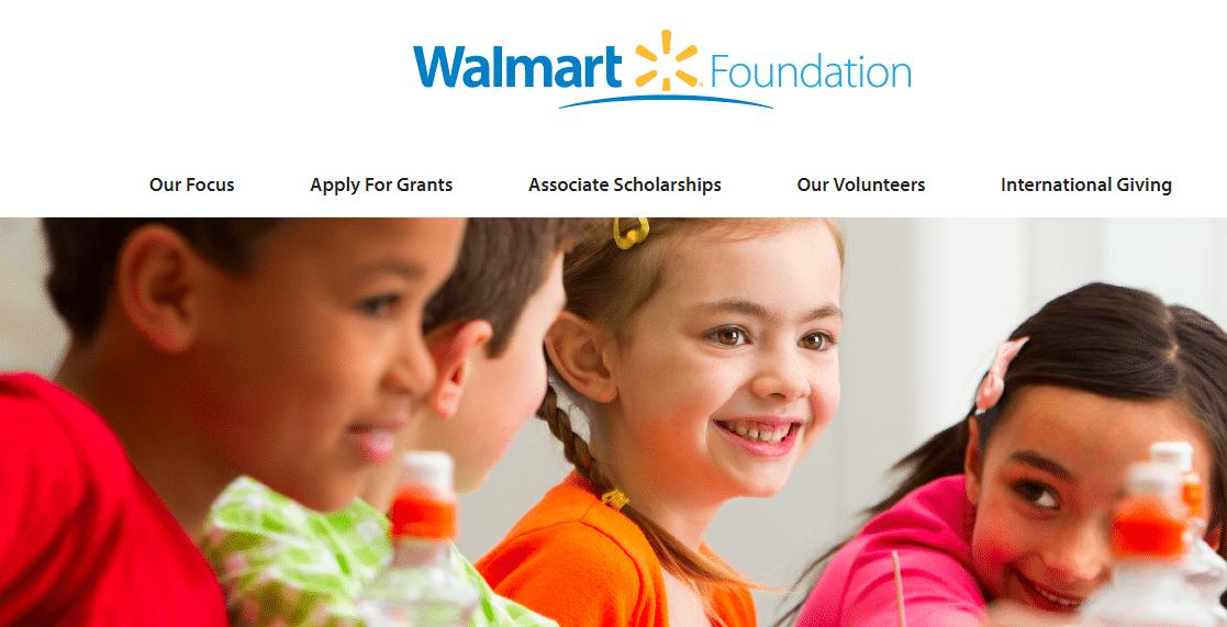 Sponsership- Walmart