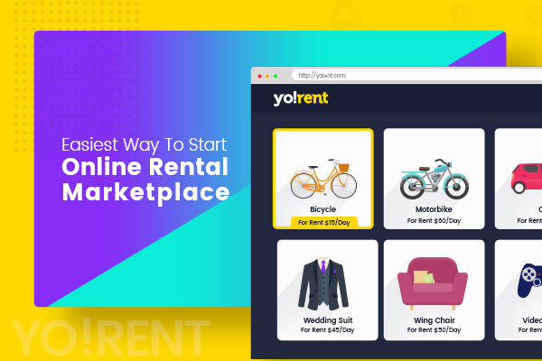 Start Online Rental Marketplace