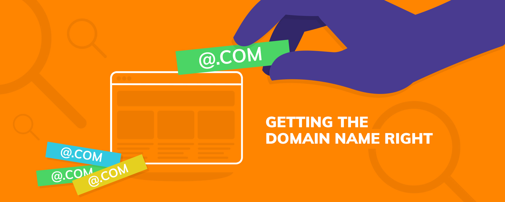 How To Pick A Good Domain Name For An eCommerce Business