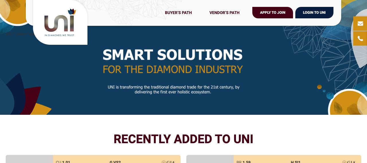 Uni Website Thumbnail