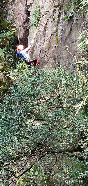 Abseiling Activity