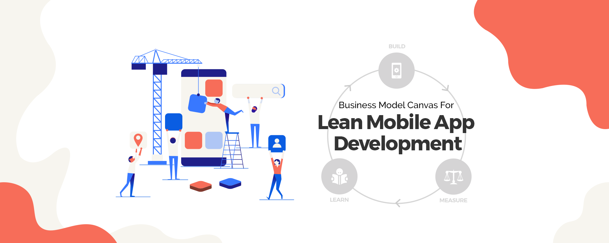 Business Model Canvas for Lean Mobile App Development