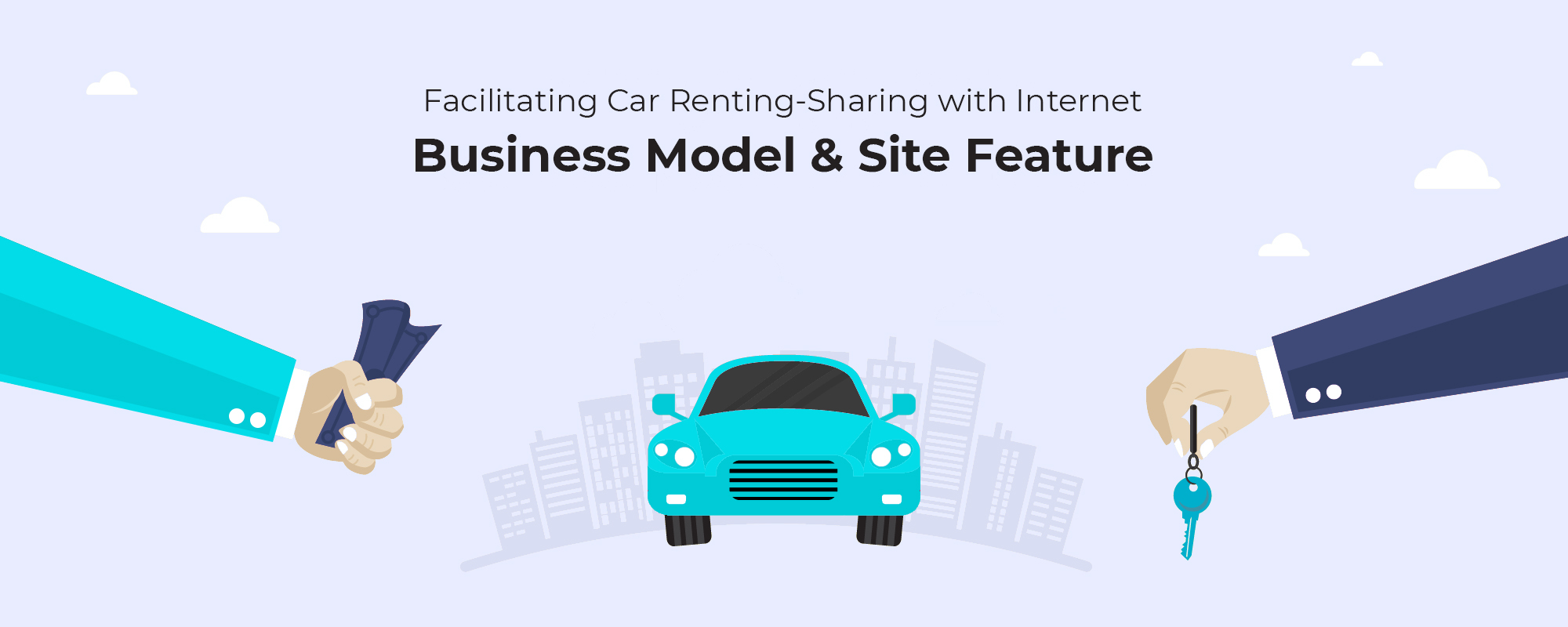 Planning to Launch An Online Car Rental Marketplace?Website/App Features to Succeed!