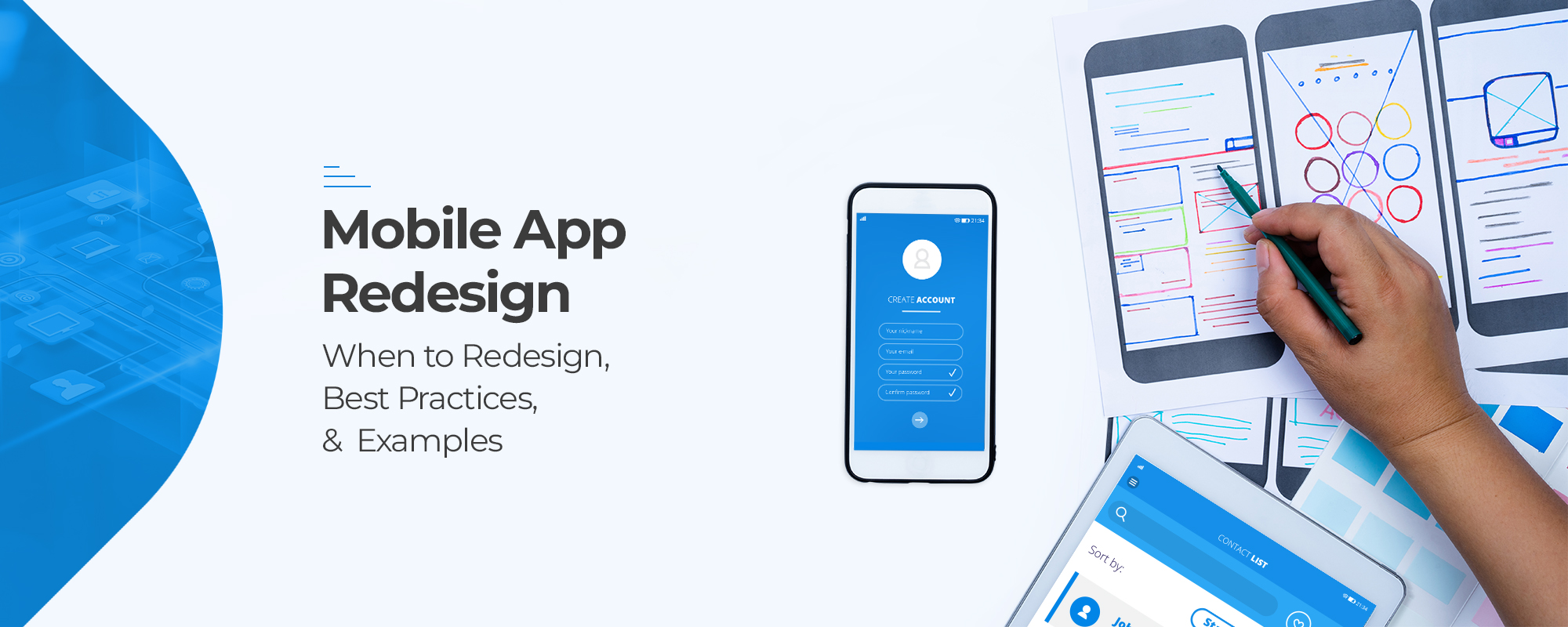 What you Should Know Before Going for Mobile App Redesign?