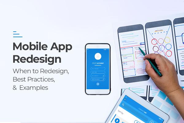 Mobile App Redesign_Thumbnail