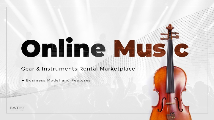 Online Music Gear & Instruments Rental Marketplace_image