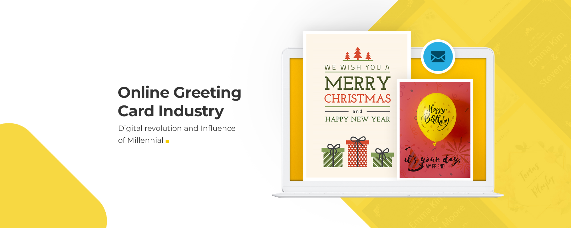 Online Greeting Card Business – Role Of Millennials and Website Features