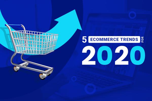 5 eCommerce trends