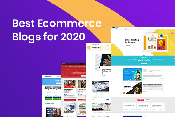 List Of Best eCommerce Blogs For Retailers and Marketplace Owners_Thumbnail