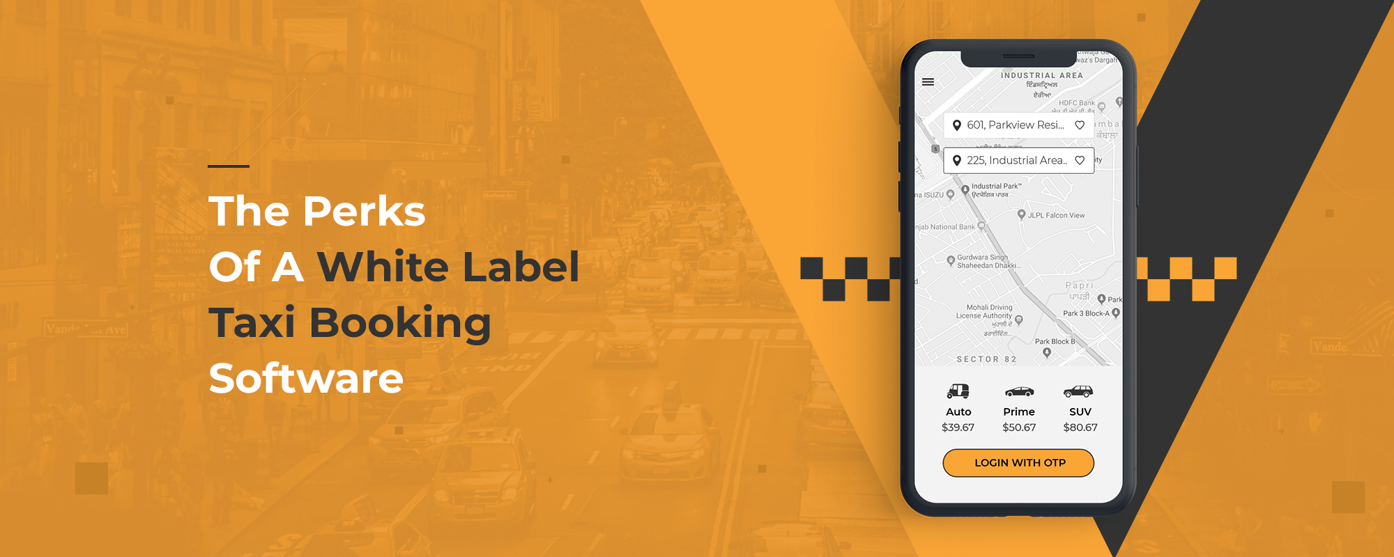 Why Launch a Taxi Booking Mobile App With White Label Taxi Booking Software?