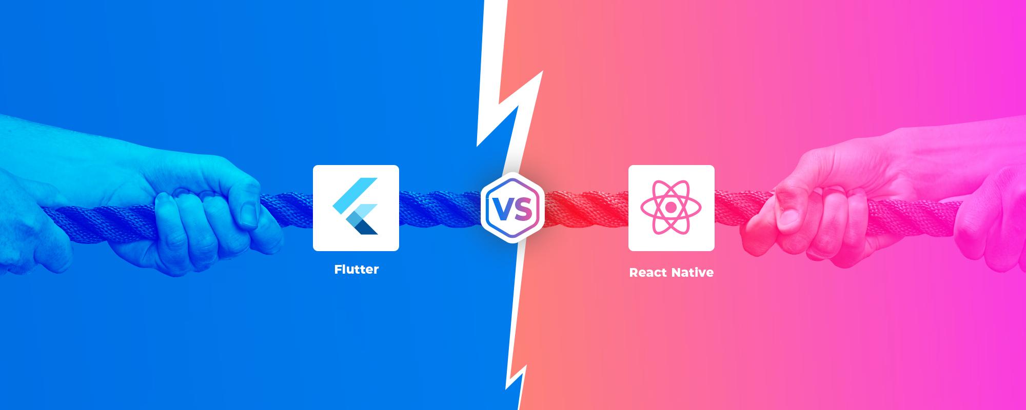 Flutter vs React Native – Which is Better for Custom Cross – Platform Mobile App Development?