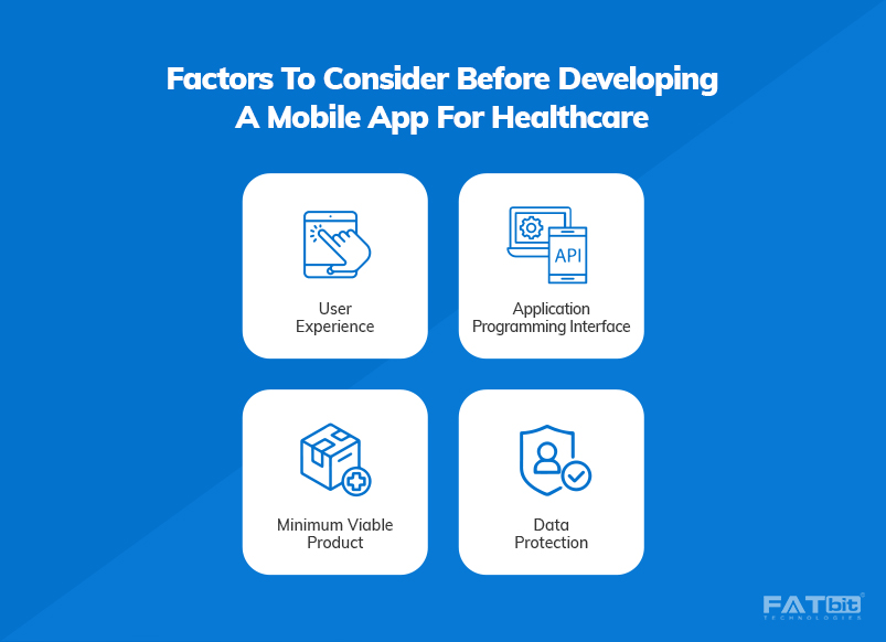 5-Factors to Consider before Developing Healthcare Mobile App