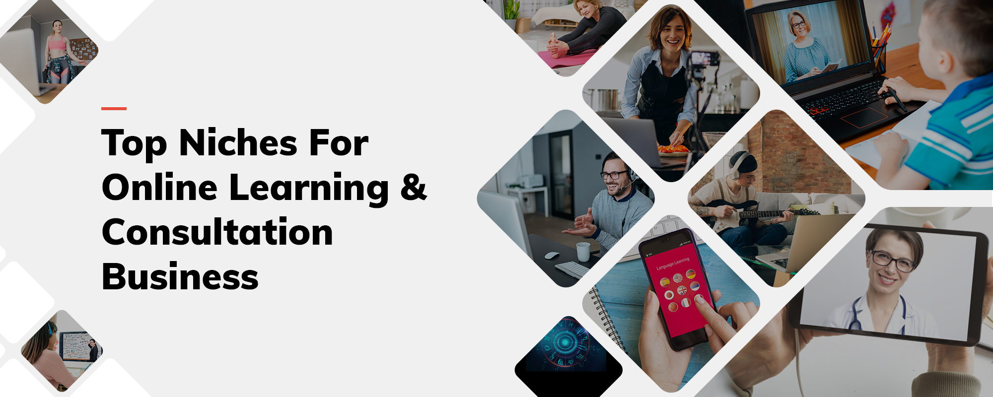 Top 8 Most Profitable Niches for Online learning & Consultation Business during Covid-19 Lockdown