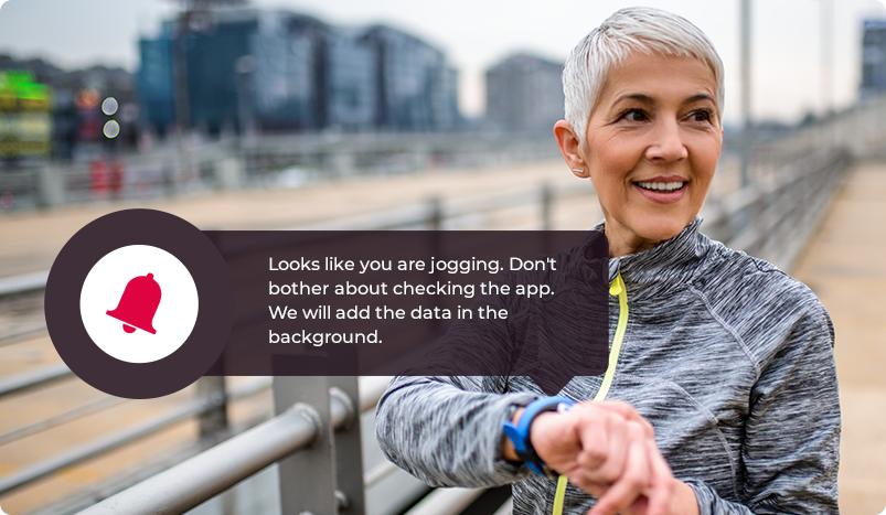 Fitness Tracker App_notification