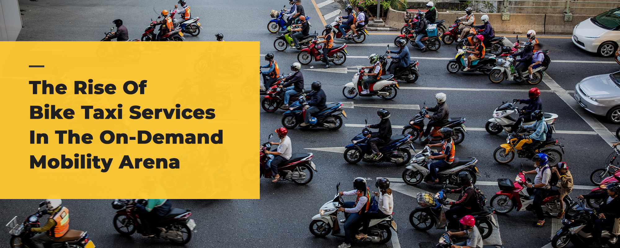 An In Depth Review & Startup's Guide To Launch a Bike Taxi App Business