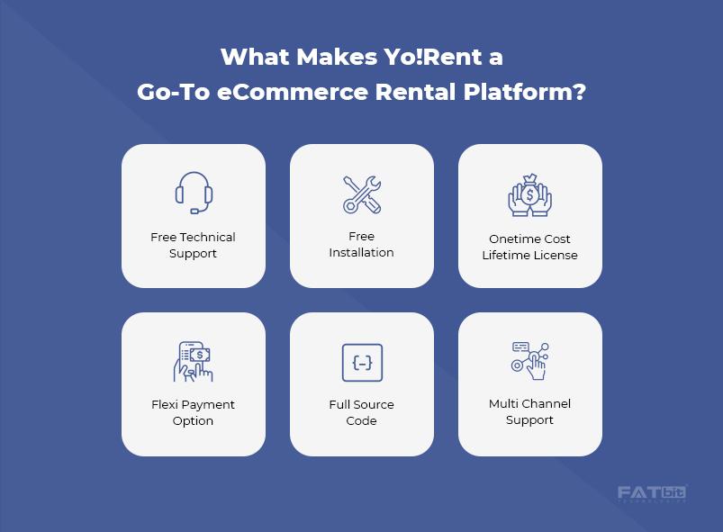 What Makes Yo!Rent a Go-To eCommerce Rental Platform