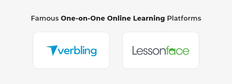 One-on-One Online Learning