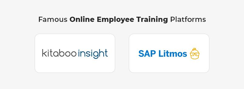 Famous Online Employee Training platforms
