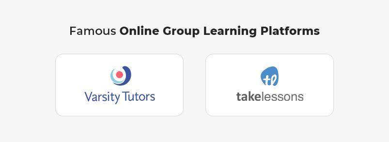 Online Group Learning Platforms