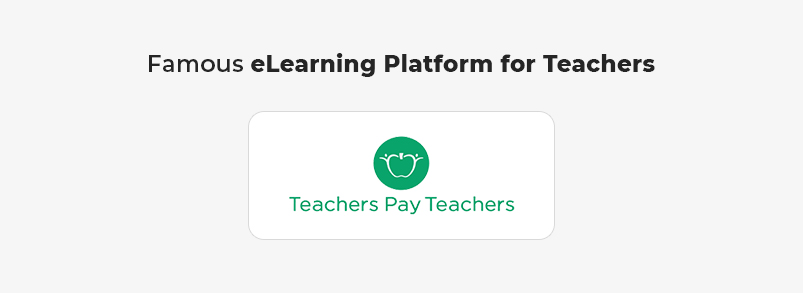 Famous eLearning Platform for Teachers