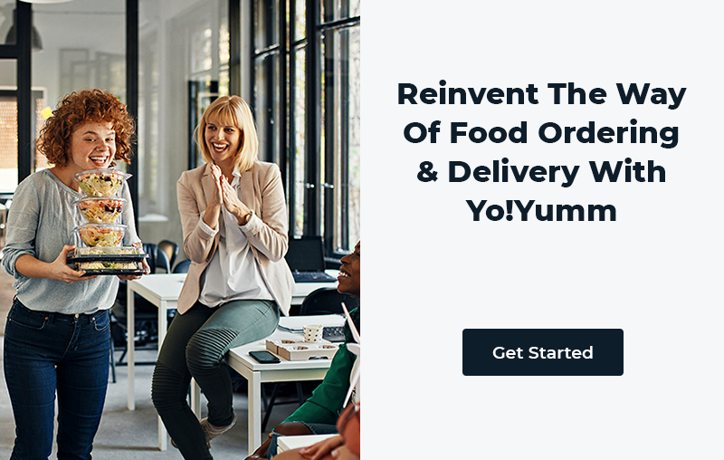 Reinvent The Way Of Food Ordering