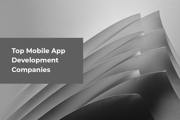 Top Mobile App Development Companies Thumbnail
