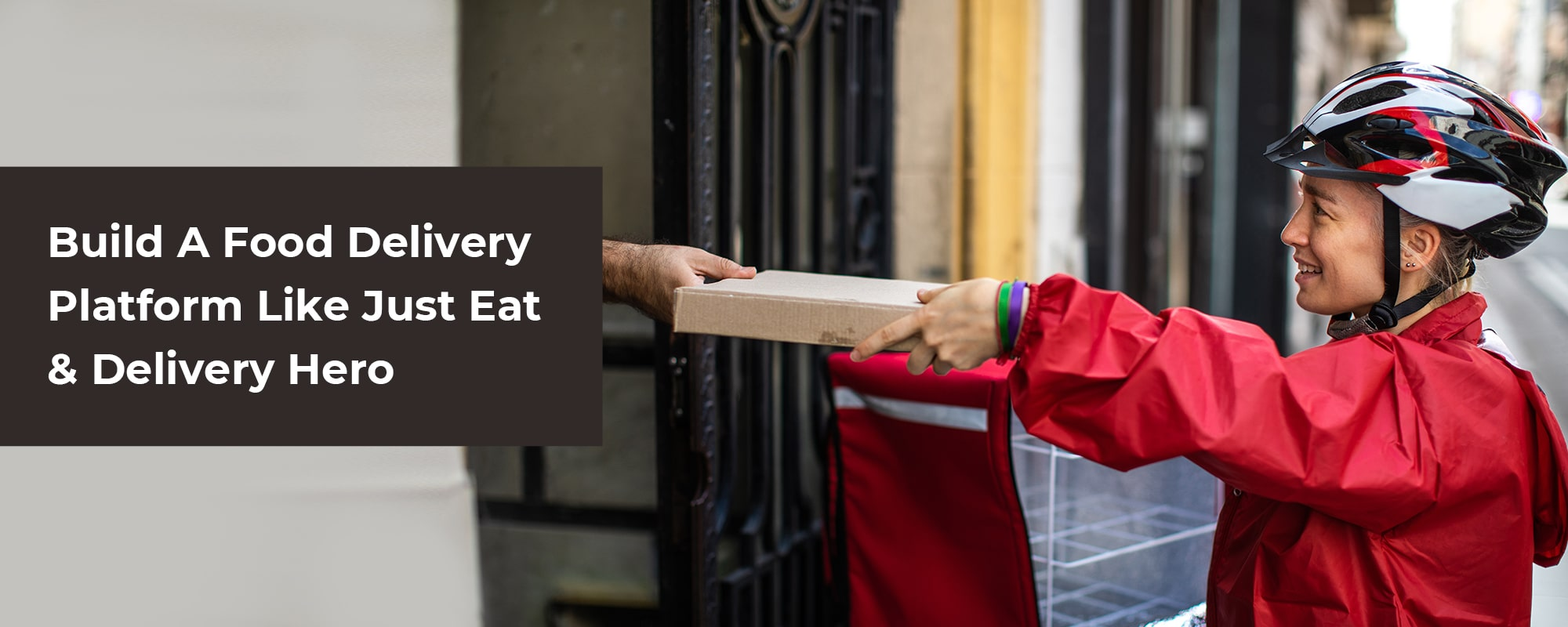 How To Start a Food Delivery Business like Just Eat or Delivery Hero