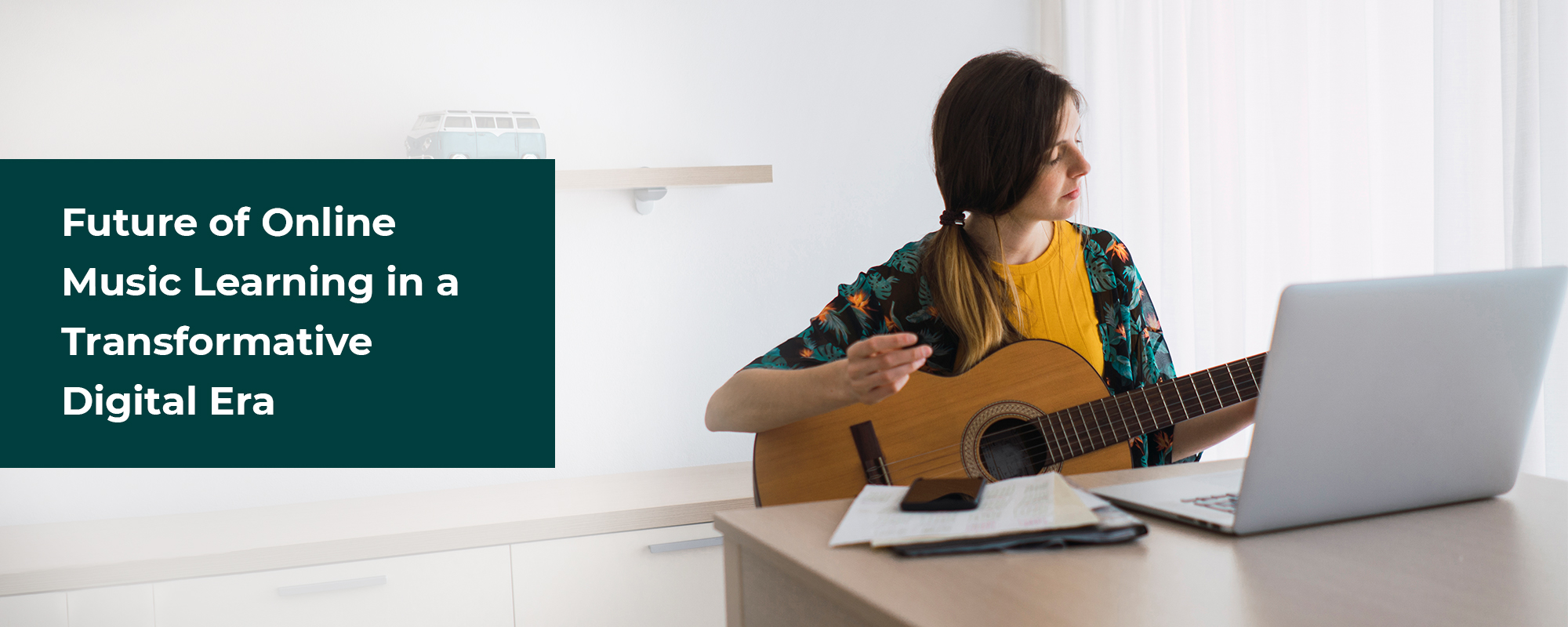 How To Build an Online Music Learning Platform: Business Model, Challenges & Key Features